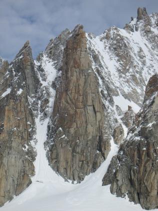 Grand Cappucin, the Alps