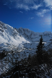 Hala Gasienicowa, Tatra Mountains, Poland