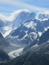 North face of Grandes Jorasses - one of my biggest alpine dreams...