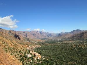 Ameln Valley, Morocco
