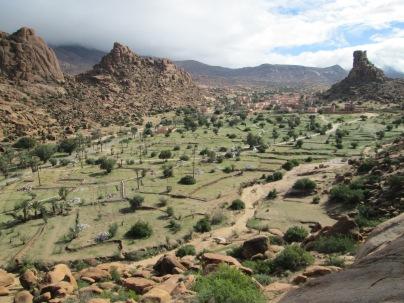 Ameln Valley, Moroccan Anti-Atlas Mountains