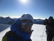 Myself at the summit of PK 5661