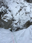 """Myself on the last pitch of """"Easy Rider"""""""