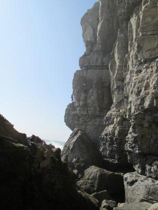 Boulder Ruckle